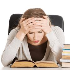 L'ansia da esame<br/>