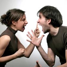 L'amore non è bello se non è litigarello!