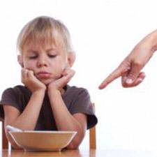 Il disagio alimentare infantile: un messaggio per mamma e papà!